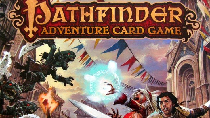 PathFinder: El juego de cartas
