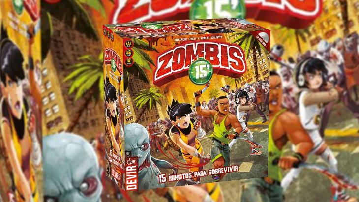 Zombis 15′