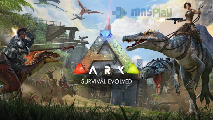 ARK survival evolved Gratis!!