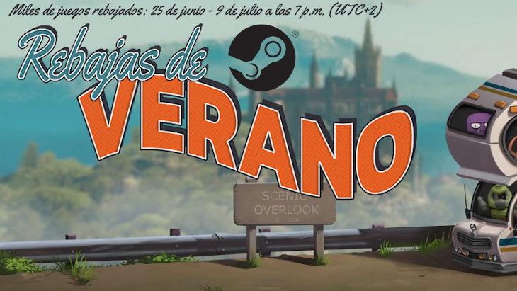Ofertas de Verano en Steam con sistema de puntos.